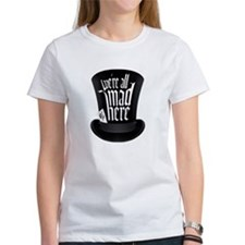 Unique Lewis carroll Tee