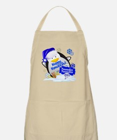 Happy Hanukkah Apron