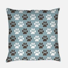 Paw Print Pattern Master Pillow