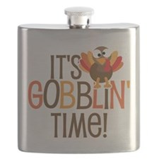It's Gobblin' Time! Flask