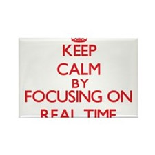 Keep Calm by focusing on Real-Time Magnets