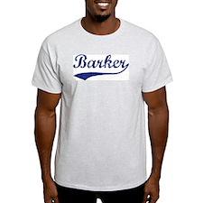 Barker - vintage (blue) T-Shirt