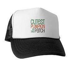 Cutest Pumpkin In The Patch Trucker Hat