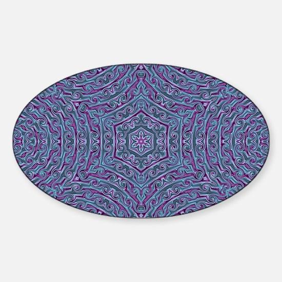 Dreamy Art Mandala Decal