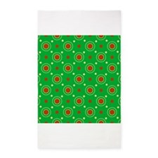 Holiday Plans 3x5 Area Rug