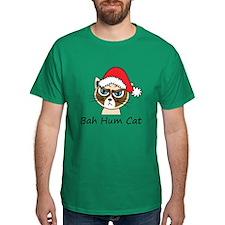 Bah Hum Cat T-Shirt