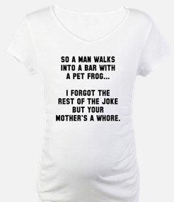 Man walks into a bar Shirt