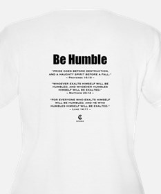 Be Humble 3.0 - Women's Plus Size V-Neck TS