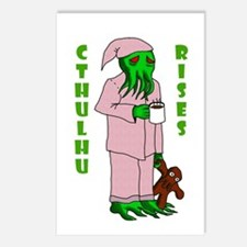 Cthulhu Rises Postcards (Package of 8)
