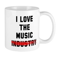I love the music Mug
