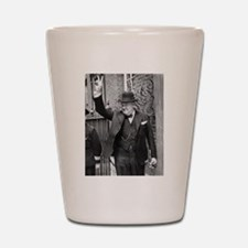 winston churchill Shot Glass