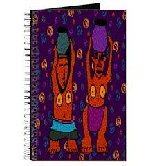 African Folkart 2 Journal