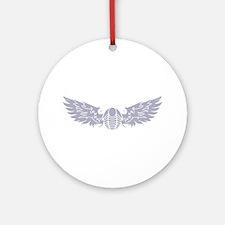 Flyin Trilo Ornament (round)