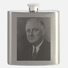 franklin rosevelt Flask
