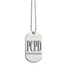 Port Charles Police Department Dog Tags