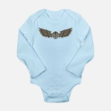 Brown Flying Trilo Body Suit