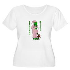 Cthulhu Rises Plus Size T-Shirt