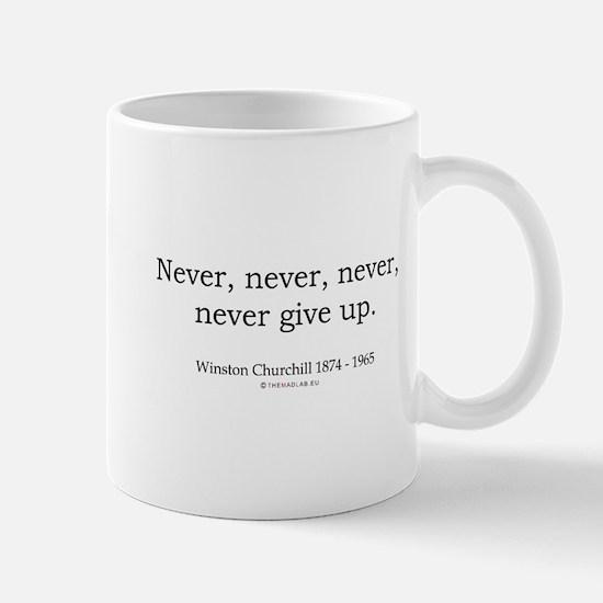 Winston Churchill 7 Stainless Steel Travel Mugs