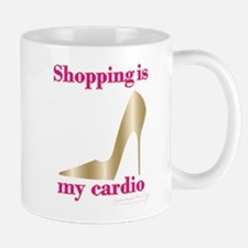 Shopping is my Cardio 2 Mug