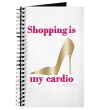 Shopping is my Cardio 2 Journal