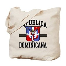 Republica Dominicana Tote Bag