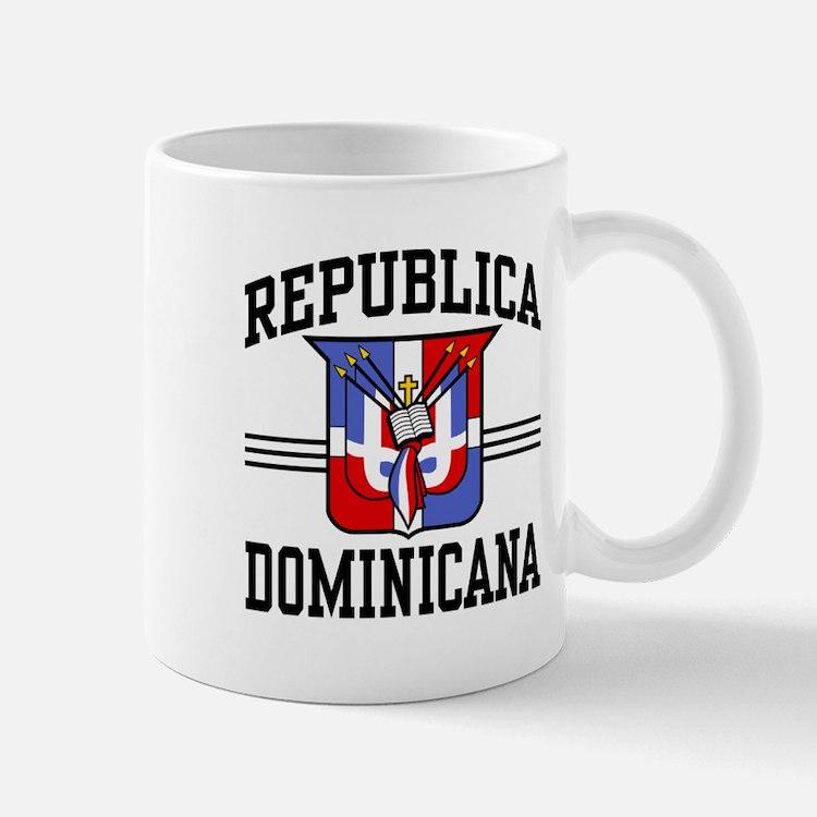 Republica Dominicana Mug