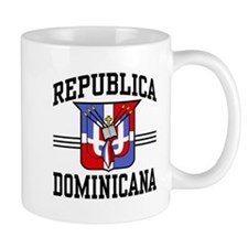 Republica Dominicana Mug