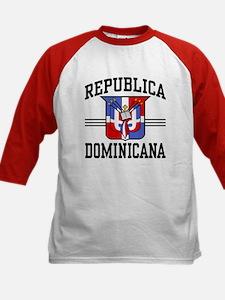 Republica Dominicana Kids Baseball Jersey