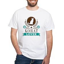 Korat Cat Lover Shirt