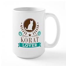 Korat Cat Lover Mug