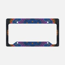Alchemy Art Mandala License Plate Holder