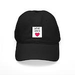 LOVE HURTS Black Cap