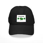 KISS ME IM IRISH Black Cap