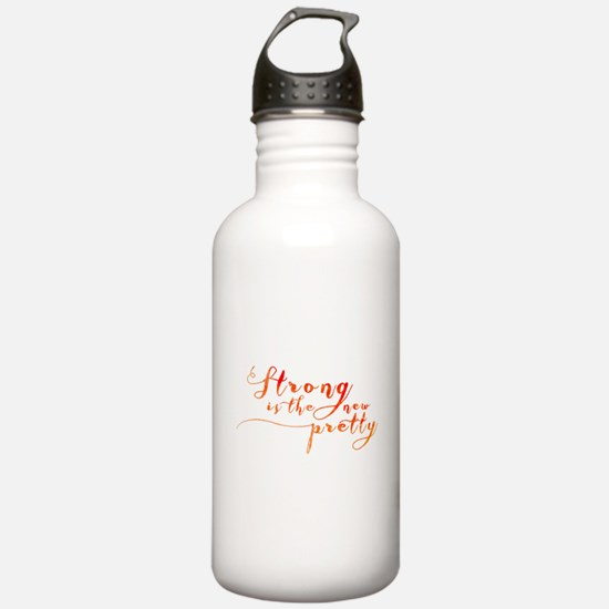 Strong is the New Pret Water Bottle