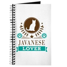Javanese Cat Lover Journal