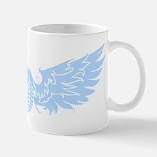 Blue Flying Trilo Mugs