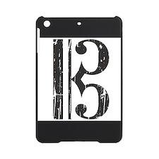 Distressed Alto Clef, C Clef iPad Mini Case
