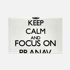 Keep Calm and Focus on Pranav Magnets