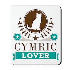 Cymric Cat Lover Mousepad