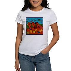African Folkart Women's T-Shirt