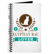 Egyptian Mau Cat Journal
