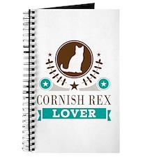 Cornish Rex Cat Journal