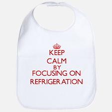 Keep Calm by focusing on Refrigeration Bib