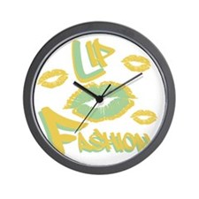 Street Fashion Wall Clock