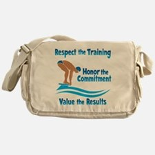 VALUE SWIMMING Messenger Bag