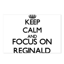 Keep Calm and Focus on Re Postcards (Package of 8)