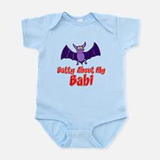 Batty About My Babi Body Suit