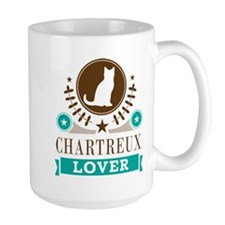 Chartreux Cat Lover Mug