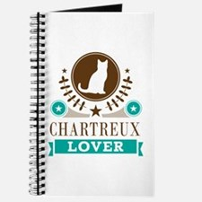 Chartreux Cat Lover Journal