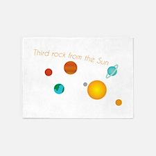 Solar System 5'x7'Area Rug